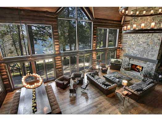 This $12 Million Dollar LAKE FRONT will leave you SPEECHLESS!